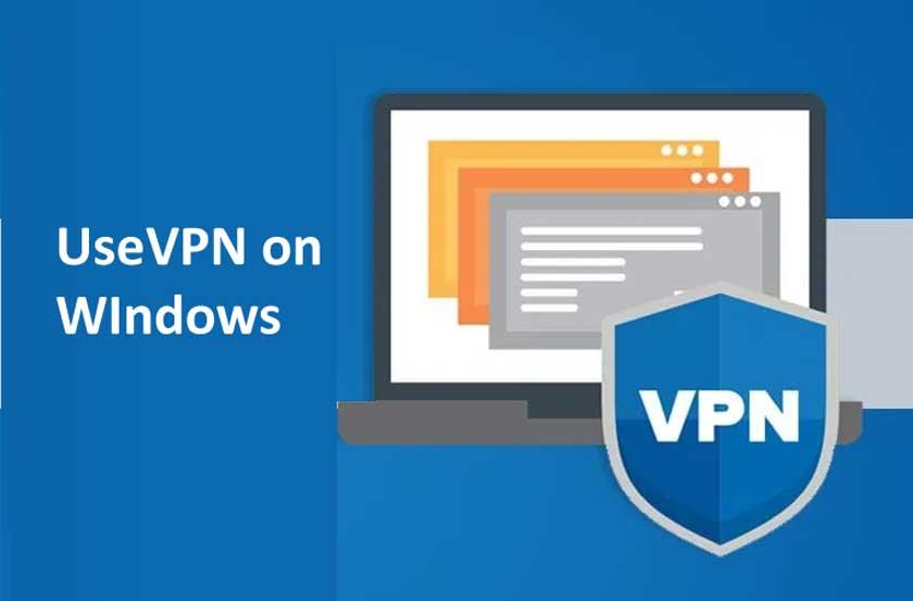 VPN on Windows