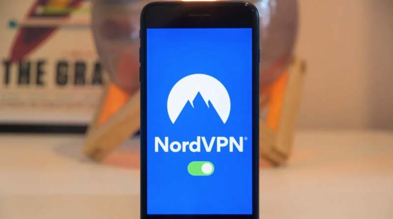 NordVPN on Android