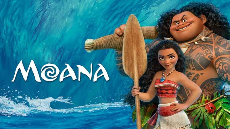 Watch Moana(2017)