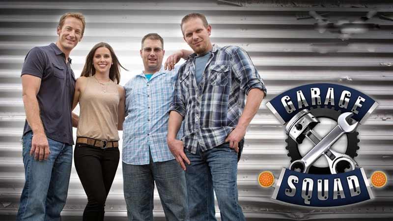 Watch Garage Squad: Season 8