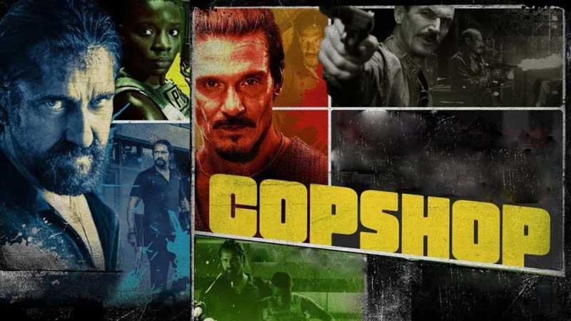 Watch Copshop(2021)